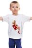 "Детская футболка ""Блондинка"" - сердце, сердечко, эротика, блондинка"