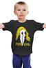 """Детская футболка классическая унисекс """"Pure Evil"""" - граффити, дизайн, винтаж, pure evil"""