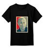 """Детская футболка классическая унисекс """"Путин"""" - россия, путин, президент, putin"""