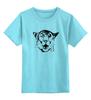 """Детская футболка классическая унисекс """"Пантера"""""""