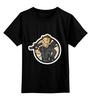 """Детская футболка классическая унисекс """"Road Warrior"""" - fallout, vault boy, убежище, road warrior"""