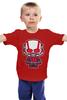 """Детская футболка классическая унисекс """"Человек-муравей (Ant-Man)"""" - marvel, марвел, человек-муравей, ant-man"""