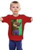 """Детская футболка классическая унисекс """"Expendables III Lundgren """" - неудержимые, expendables, kinoart, дольф лундгрен, lundgren"""