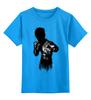 """Детская футболка классическая унисекс """"Без правил"""" - спорт, бои без правил, боец, боевые искусства"""