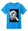 "Детская футболка классическая унисекс ""Интерстеллар (Interstellar)"" - космос, interstellar, интерстллар, межзвёздный"