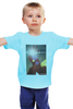 "Детская футболка ""Iron Man / Железный Человек"" - комиксы, marvel, железный человек, iron man, kinoart"