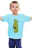 """Детская футболка классическая унисекс """"Quasimoto"""" - rap, hip-hop, реп, хип-хоп, quasimoto"""