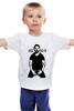 "Детская футболка ""Шайа Лабаф (Shia LaBeouf)"" - nike, just do it, do it, шайа лабаф, shia labeouf"