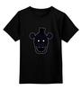 """Детская футболка классическая унисекс """"Shadow Freddy (Пять ночей у Фредди)"""" - пять ночей у фредди, выживание в кошмаре, five nights at freddy's"""