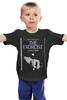 """Детская футболка классическая унисекс """"The Exorcist"""" - кино, дьявол, ужасы, the exorcist, изгоняющий дьявола"""