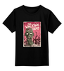 """Детская футболка классическая унисекс """"Ходячие Мертвецы (The Walking Dead)"""" - зомби, ходячие мертвецы, the walking dead"""