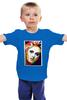 """Детская футболка классическая унисекс """"Адель"""" - адель, adele"""