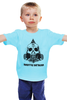 "Детская футболка ""Hardstyle Battalion"" - skull, череп, батальон, battalion, hardstyle"