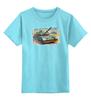 "Детская футболка классическая унисекс ""Armored Warfare"" - игра, game, танки, aw, armored warfare"