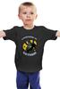 """Детская футболка """"Бэтмен (Batman)"""" - batman, бэтмен, бетмен"""