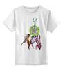 """Детская футболка классическая унисекс """"Ловец снов"""" - благополучие, галстук, ловец снов, мандала, медитация"""