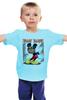 """Детская футболка """"Iron Maiden Band"""" - микки маус, heavy metal, mickey mouse, iron maiden, eddie"""