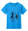 """Детская футболка классическая унисекс """"Радио"""""""