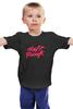 """Детская футболка """"Daft Punk """" - daft punk, техно, фанк, funk"""