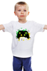 """Детская футболка классическая унисекс """"Игрок (Геймер)"""" - gamer, геймер, xbox, джойстик, геймпад"""
