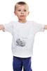 """Детская футболка классическая унисекс """"Малютка Тедди"""" - беременность, малютка мишка тедди, сыночек, ожидания ребенка"""