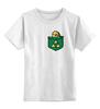 """Детская футболка классическая унисекс """"Зельда"""" - линк, zelda"""