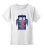 "Детская футболка классическая унисекс ""The Angels Have The Phone Box"" - doctor who, tardis, доктор кто, cult of skaro"