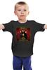 """Детская футболка """"Во все тяжкие"""" - иллюстрация, во все тяжкие, breaking bad, heisenberg"""