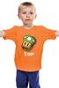 """Детская футболка классическая унисекс """"Одна Жизнь (Марио)"""" - mario, mushroom, марио, грибочек, сэндвич"""