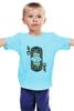 """Детская футболка """"Totoro (Тоторо)"""" - totoro, мой сосед тоторо"""