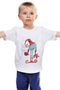 """Детская футболка """"Глас народа"""" - прикол, cartoon"""