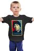 """Детская футболка """"Эминем (Eminem)"""" - поп арт, rap, рэп, eminem, эминем"""