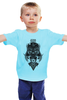 "Детская футболка классическая унисекс ""darth vader"" - star wars, dark side, darth vader"