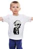 "Детская футболка ""Don't stop the music"" - музыка, skull, череп, music, наушники клубная, don't stop"