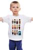 "Детская футболка ""Доктор Кто (Doctor Who)"" - doctor who, tardis, доктор кто, тардис, time lord"