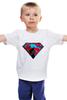 """Детская футболка """"superman"""" - superman, супергерои"""
