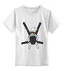 """Детская футболка классическая унисекс """"Малыш (Мальчишник в Вегасе)"""" - малыш, мальчишник в вегасе, the hangover"""