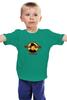 """Детская футболка классическая унисекс """"Hard Rocky"""" - бокс, кино, боксер, сталлоне, рокки"""