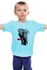 """Детская футболка """" Классный Слон"""" - слон, слоник, африканский слон, индийский слон"""