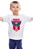"""Детская футболка классическая унисекс """"Alexander Ovechkin (Washington Capitals)"""" - nhl, нхл, овечкин, washington capitals, вашингтон кэпиталз"""