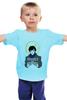 "Детская футболка ""Шерлок Холмс (Sherlock Holmes)"" - sherlock, шерлок"