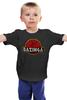 """Детская футболка классическая унисекс """"BAZINGA!"""" - the big bang theory, bazinga, теория большого взрыва, бугагашечки"""