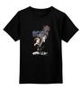 """Детская футболка классическая унисекс """"AC/DC - Angus Young"""" - rock, hard rock, ac dc, ac-dc, angus young"""