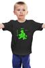 "Детская футболка классическая унисекс ""Fallout Boy"" - fallout"