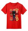 "Детская футболка классическая унисекс ""Dr John H. Watson"" - bbc, sherlock, холмс, watson, ватсон"