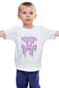 "Детская футболка ""chanel"" - мода, fashion, шанель"