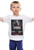 """Детская футболка """"Серия """"Судная Ночь"""""""" - anarchy, анархия, ужасы, судная ночь, the purge"""