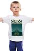 """Детская футболка классическая унисекс """"Bioshock - Only the Great"""" - плакат, биошок, bioshock, восторг, rapture"""