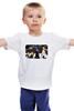 """Детская футболка классическая унисекс """"Симпсоны"""" - гомер, симпсоны, the simpsons"""