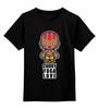 "Детская футболка классическая унисекс ""Dhalsim (Street Fighter)"" - файтинг, уличный боец, curry yoga love, street fighting"